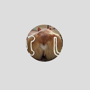 Corgi Love Mini Button