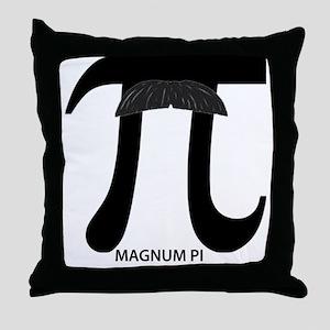 Magnum PI Throw Pillow