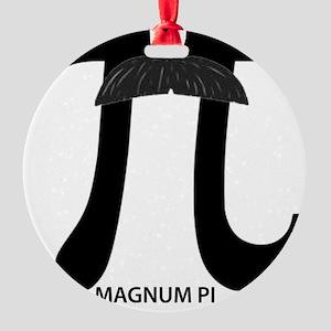 Magnum PI Round Ornament