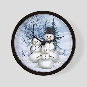 smf_coaster_all_665_H_F Wall Clock