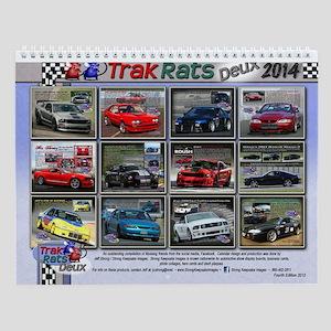 2014 Trakrats Deux Calendar
