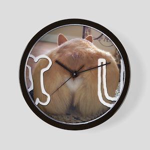 Corgi Love Wall Clock