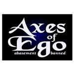 Axes of Ego Large Poster