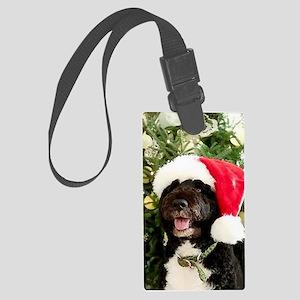 Bo the Dog 2012 Large Luggage Tag