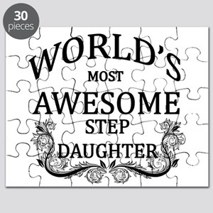 World's Most Awesome Step-Daughter Puzzle