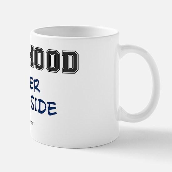 THE HOOD - UPPER WEST SIDE - NEW YORK C Mug