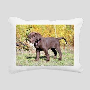 Baby Glitzy Rectangular Canvas Pillow