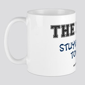 THE HOOD - STUYVESANT TOWN - NEW YORK C Mug