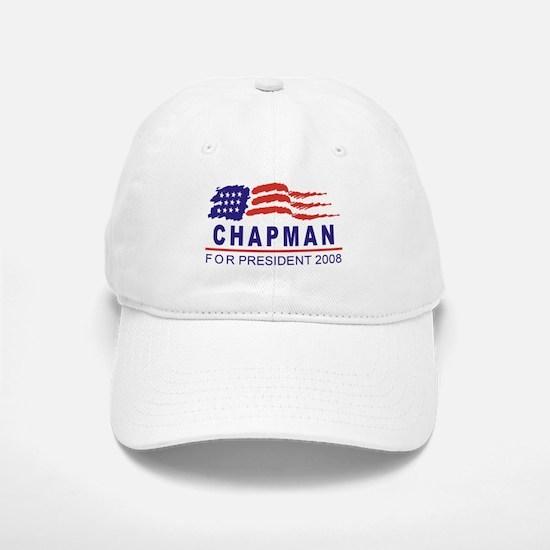 Gene Chapman 2008 (wave) Baseball Baseball Cap