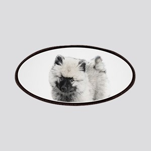 Keeshond Puppy (Drawing) Patch