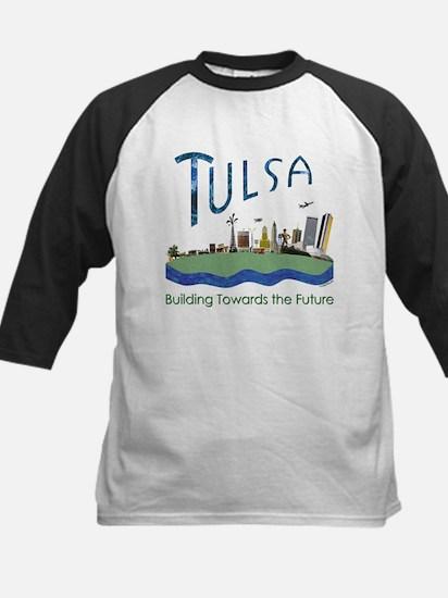 Tulsa Centennial Kids Baseball Jersey