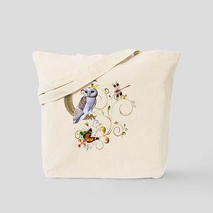 Owl Fantasy Tote Bag