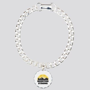 Houston Strong Charm Bracelet, One Charm