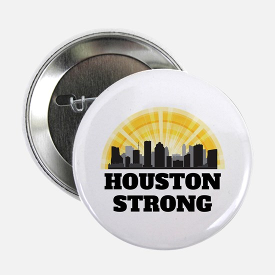 "Houston Strong 2.25"" Button"