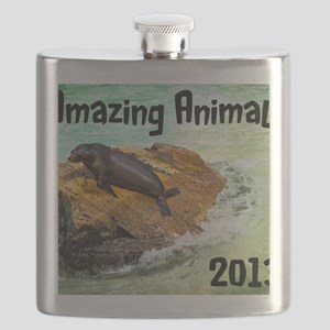 Seal Cover Flask