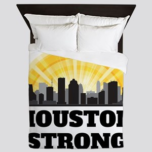 Houston Strong Queen Duvet