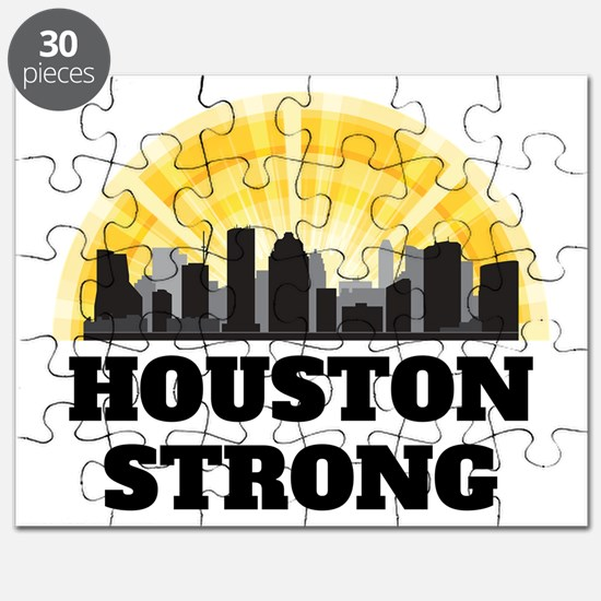 Houston Strong Puzzle