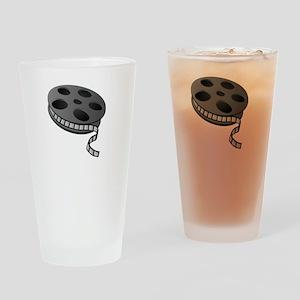 Keep Movie Reel Drinking Glass