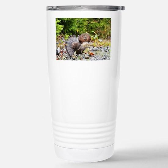 9 x 12 print Stainless Steel Travel Mug