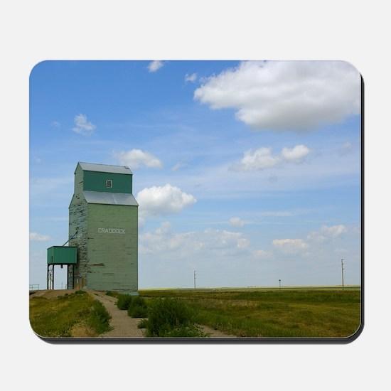 Craddock Grain Elevator Mousepad