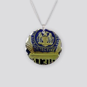 Detective Kate Beckett Necklace Circle Charm