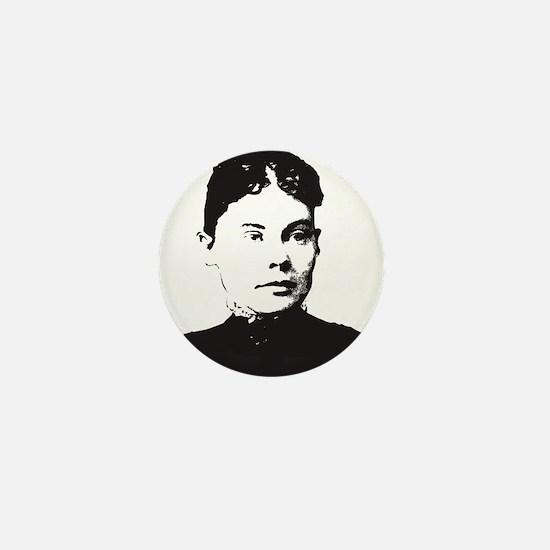 Lizzie Borden Mini Button