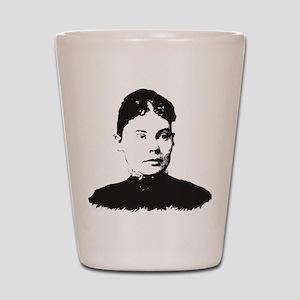Lizzie Borden Shot Glass
