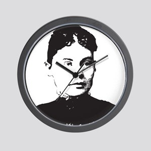 Lizzie Borden Wall Clock