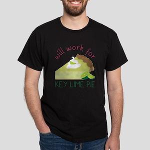 Work For Pie Dark T-Shirt