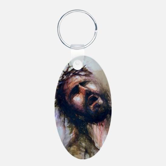 Christ passion Keychains