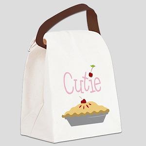 Cutie Canvas Lunch Bag