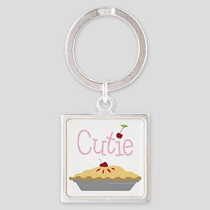 Cutie Square Keychain