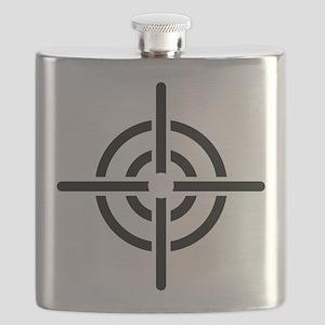 Crosshairs Flask
