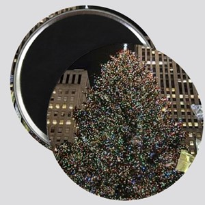 Christmas Tree - Rockefeller Center Magnet