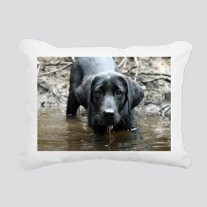 Victor Rectangular Canvas Pillow