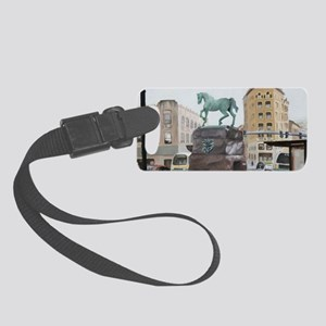 Keyhanger Small Luggage Tag