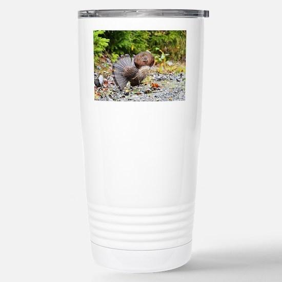 11 x17 print Stainless Steel Travel Mug