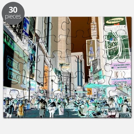 Times Square 3 Puzzle