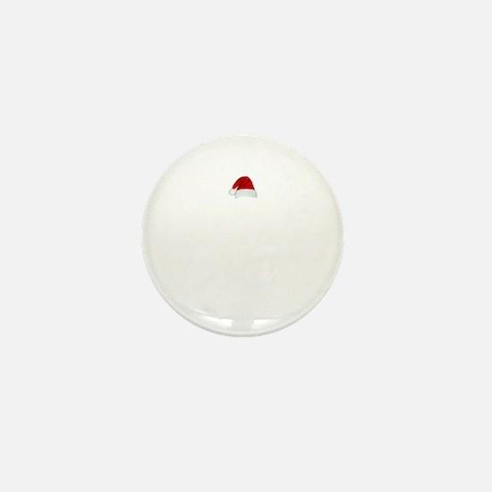 Merry Squatchmas Mini Button