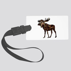 MOOSE TRIBUTE Luggage Tag