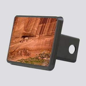 Cave dwellings Rectangular Hitch Cover