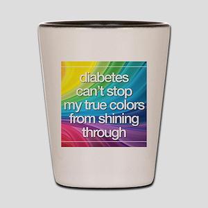 Insulin Inspirations 2 Shot Glass