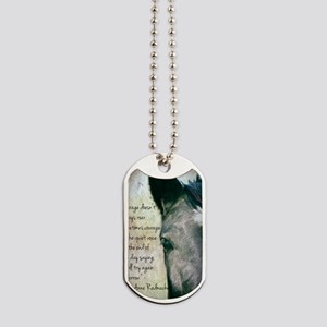 Courage Dog Tags