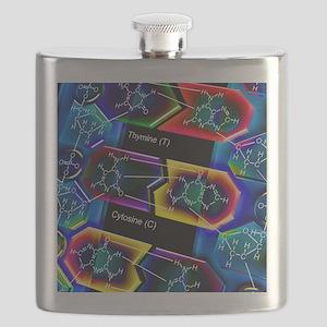 DNA molecule Flask
