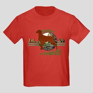 Brittany Sports Apparel Kids Dark T-Shirt