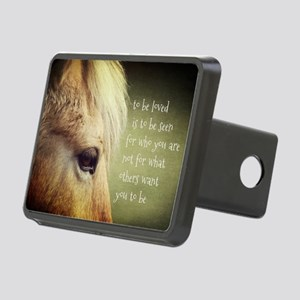 To be loved Fjord eye Rectangular Hitch Cover