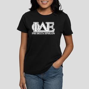 Phi Delta Epsilon Women's Dark T-Shirt
