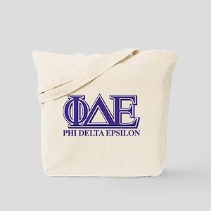 Phi Delta Epsilon Tote Bag