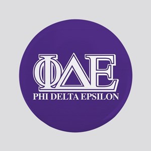 Phi Delta Epsilon Button