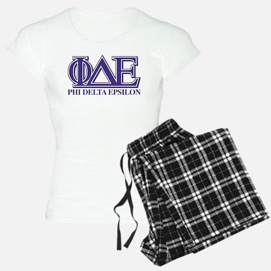 Phi Delta Epsilon Pajamas